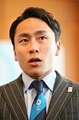 Yuki Ota, MARCH 4, 2013 : IOC Evaluation Commission visit at Harumi Triton, - D44J5X